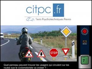 CITPC, votre test psychotechnique pour votre permis de conduire dans toute la france