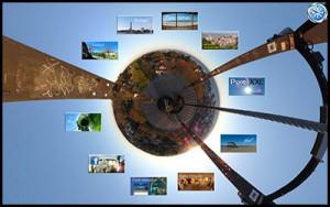 Pixel XXL, réalisation de gigapanoramas et de visites virtuelles. Des images en milliards de pixels à découvrir en immersion sur votre écran