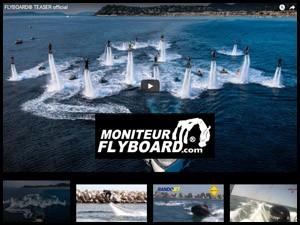 Le portail de référence pour toutes les activités de flyboard en France